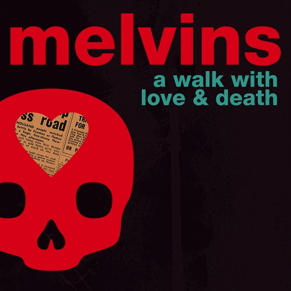 Melvins love death cover