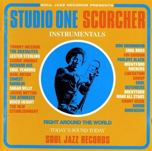 Studio one scorcher instrumentals 2002