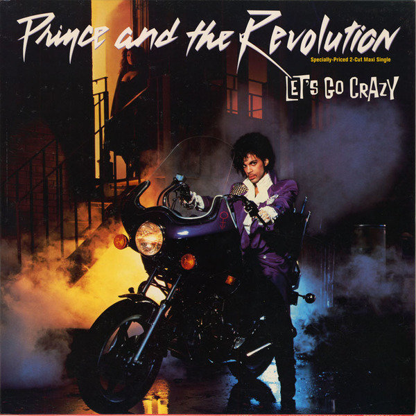 Prince and the revolution lets go crazy special dance mix warner bros 12