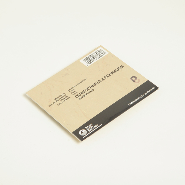 Synthwaves cd b