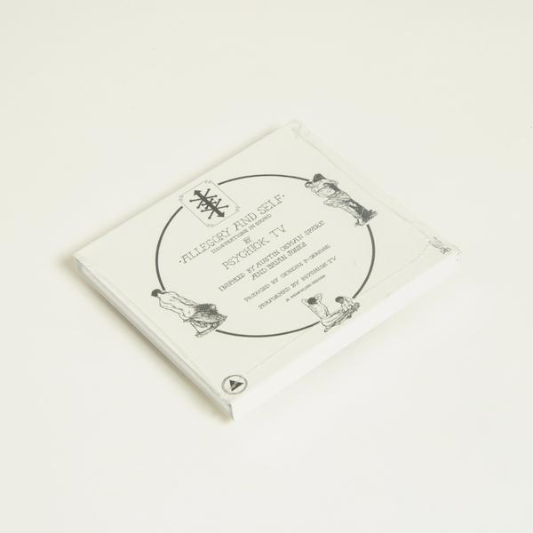 Allegoryself cd b