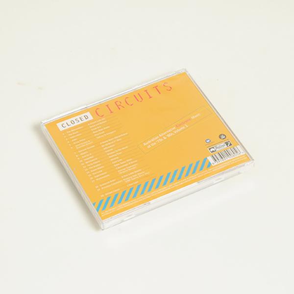 Closedcircuits cd b