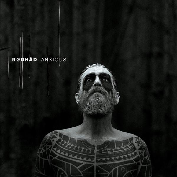 Rodhad anxious album art