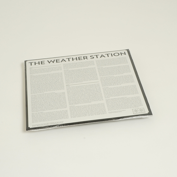 Theweatherstation b