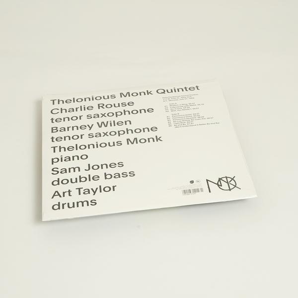Theloniousmonk b