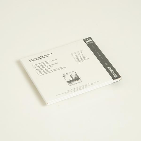 Throbbinggristle cd b