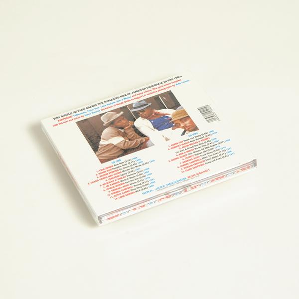Dancehall cd f