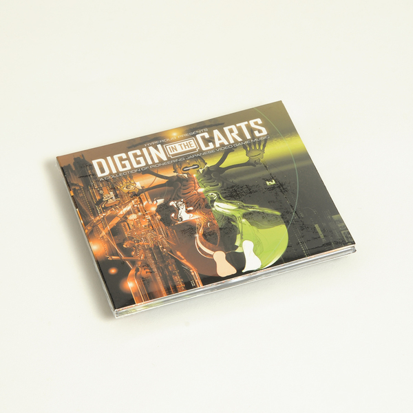 Diggininthecarts cd f