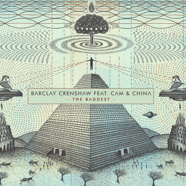 Barclay Crenshaw debuts new track  2018, 'The Baddest' with sister duo, Cam & China