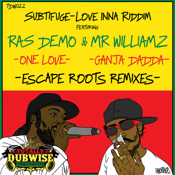 Subtifuge - Love Inna Riddim (Remixes)