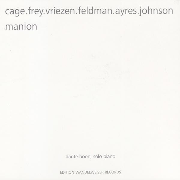 Cage frey.vriezen