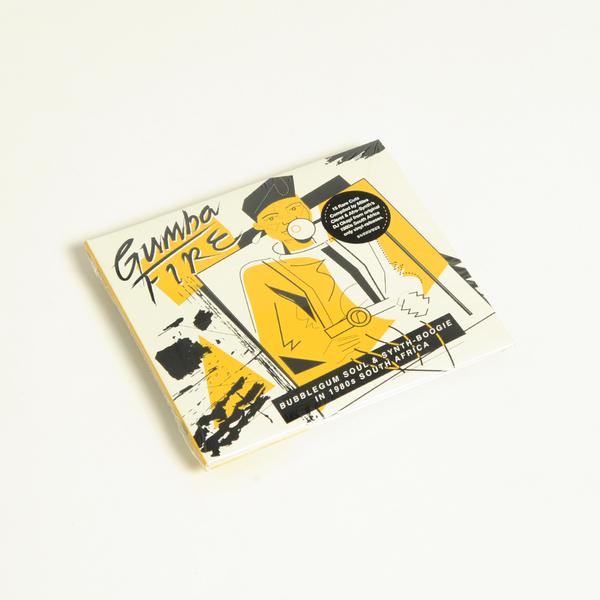 Gumbafire cd f