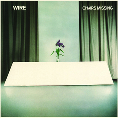Wire chairsmissing