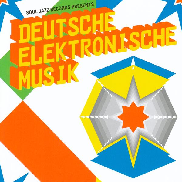 Various Artists - Deutsche Elektronische Musik: Experimental German Rock  And Electronic Music 1972-83 Record B
