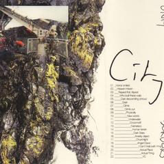 City %22only borders%22 artwork digital