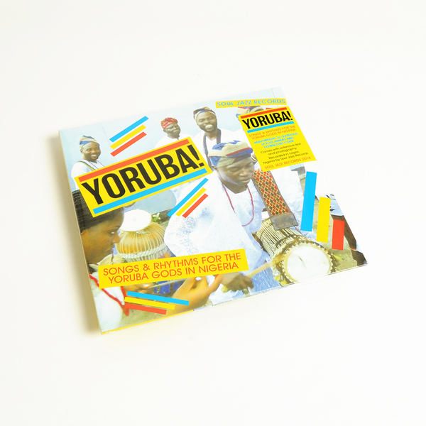 Konkere Beats / Soul Jazz Records Presents - YORUBA! Songs and Rhythms for  the Yoruba Gods in Nigeria
