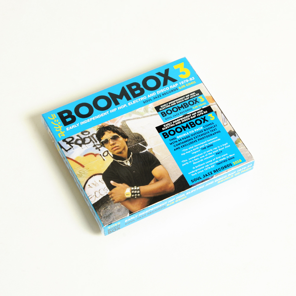 Various Artists - Soul Jazz Records Presents BOOMBOX 3