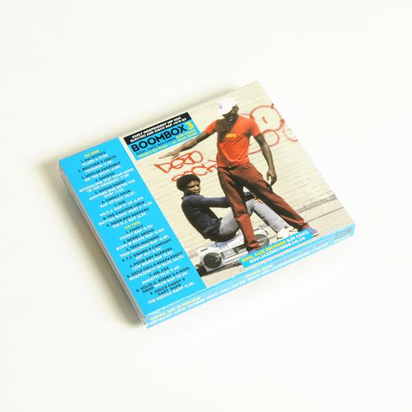 Boombox3 cd b