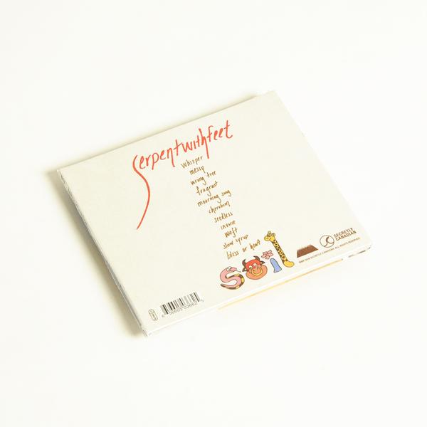 Serpentwithfeet cd b