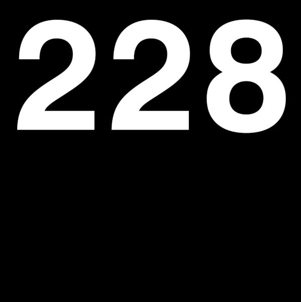 E228 front