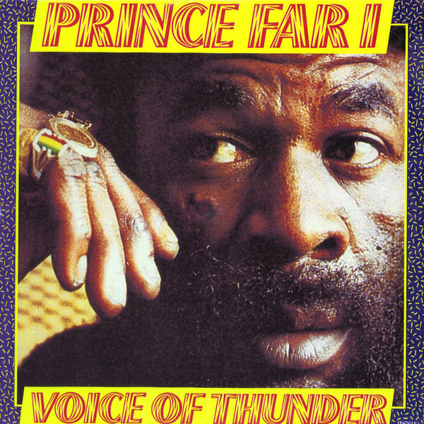 Prince far i   voice of thunder   lp front