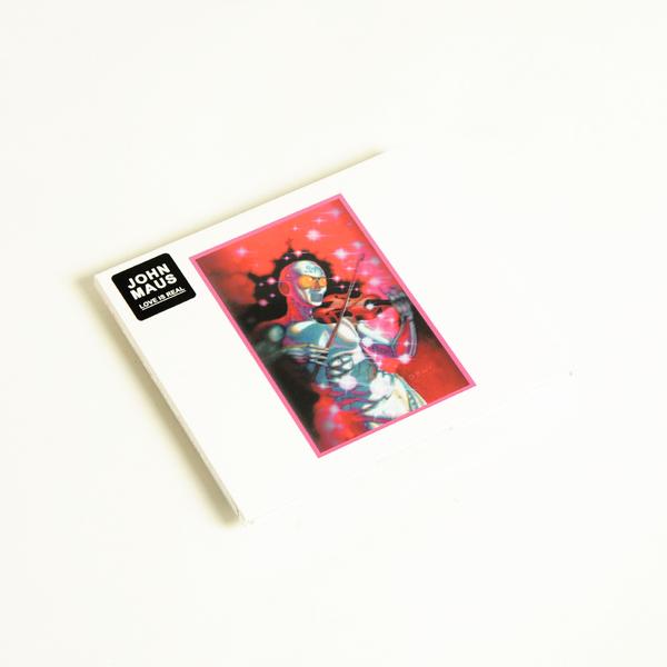 Loveisreal cd f