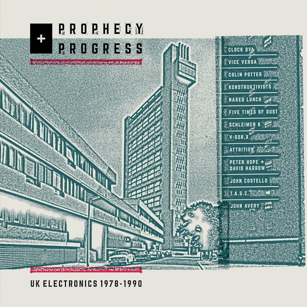 Various artists prophecy progress uk electronics 1978 1990