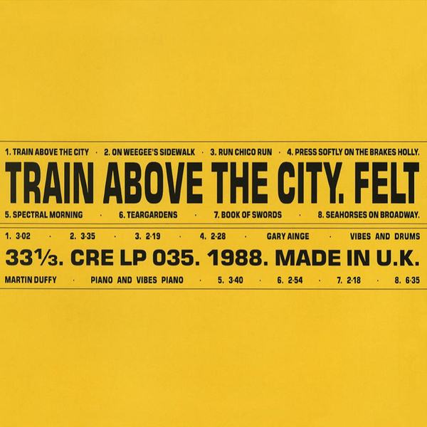 Felt train