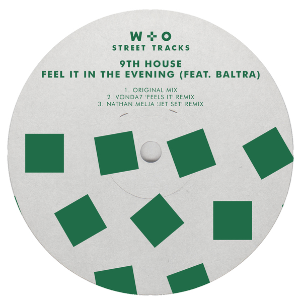 9th House - Feel it In The Evening (feat  Baltra)