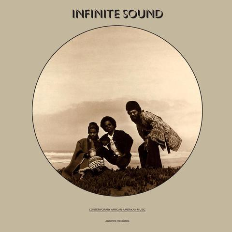 Infinite sound   front cover large