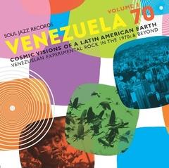 Sjr lp419 venezuela 2 gatefold