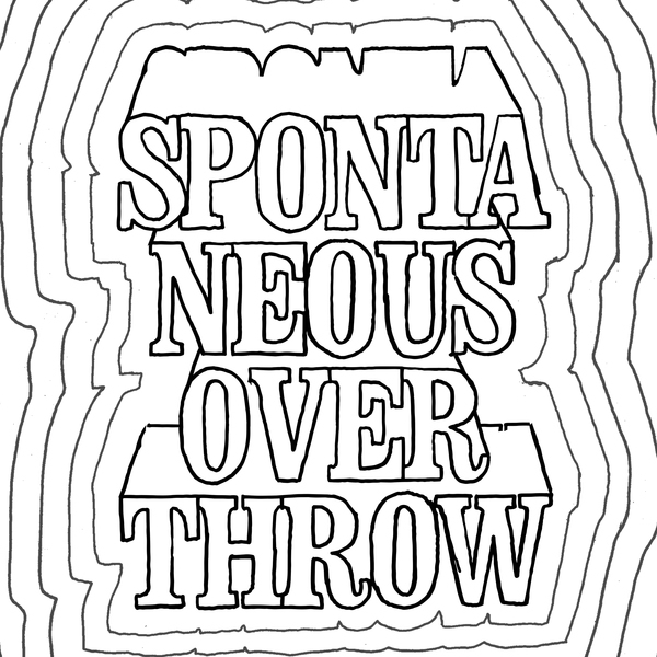 Spontaneous Overthrow - All About Money - Boomkat