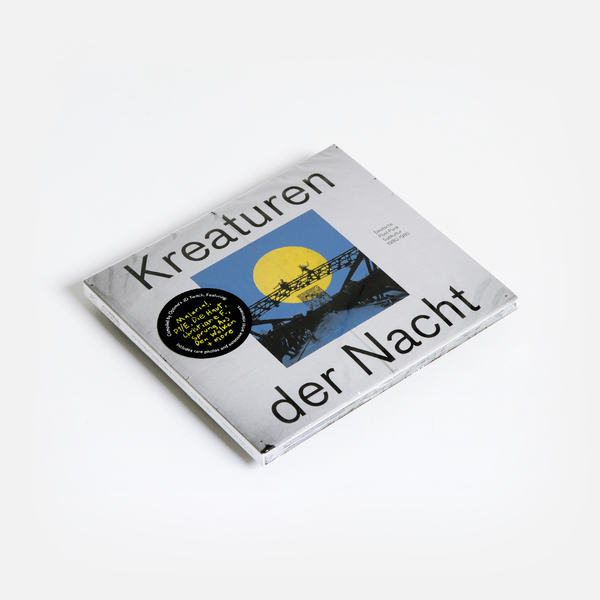 Kreaturendernacht cd f