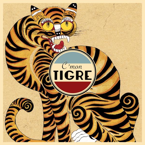 Risultati immagini per C'Mon Tigre - Racines