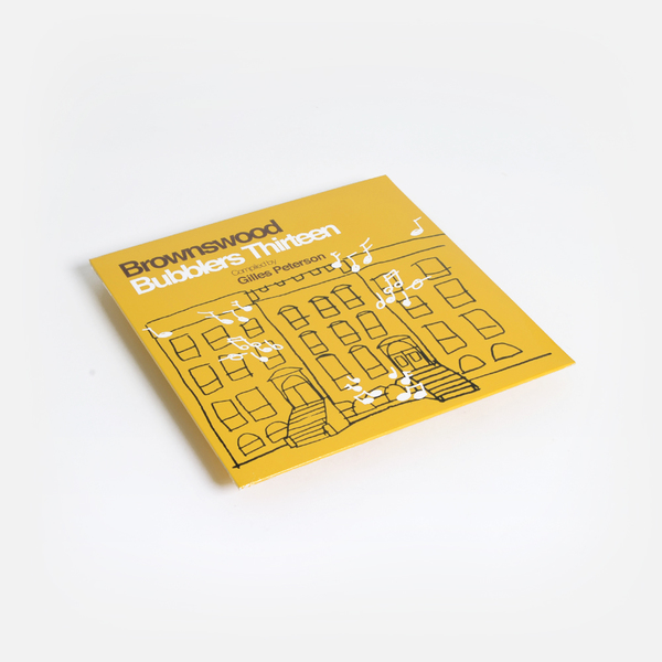 Various Artists - Brownswood Bubblers Thirteen (Gilles