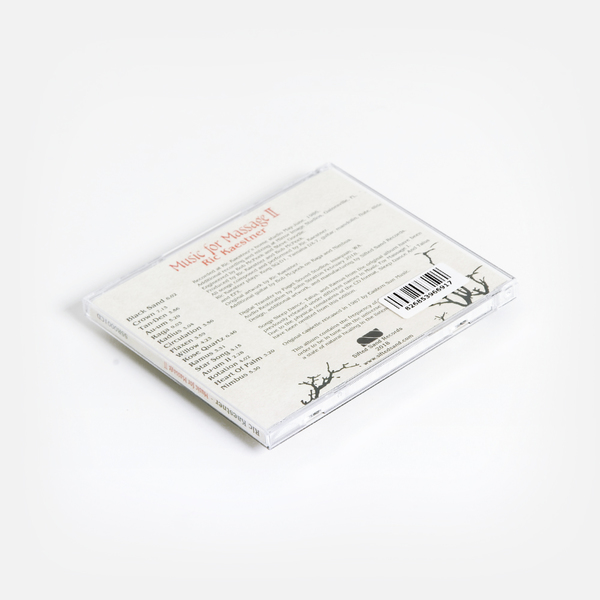 Musicformassage cd b