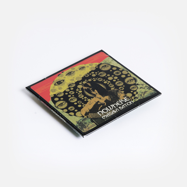 Nowhere cd f