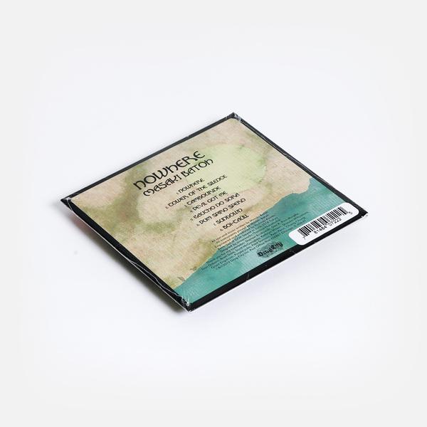 Nowhere cd b