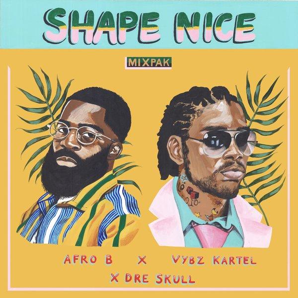 Afro B, Vybz Kartel, Dre Skull - Shape Nice