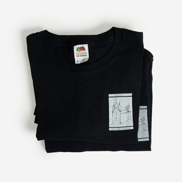 Baaack To The Future T-Shirt From Horner Shearing