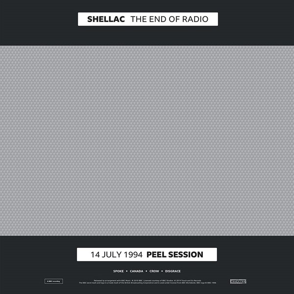shellac - The End of Radio - Boomkat
