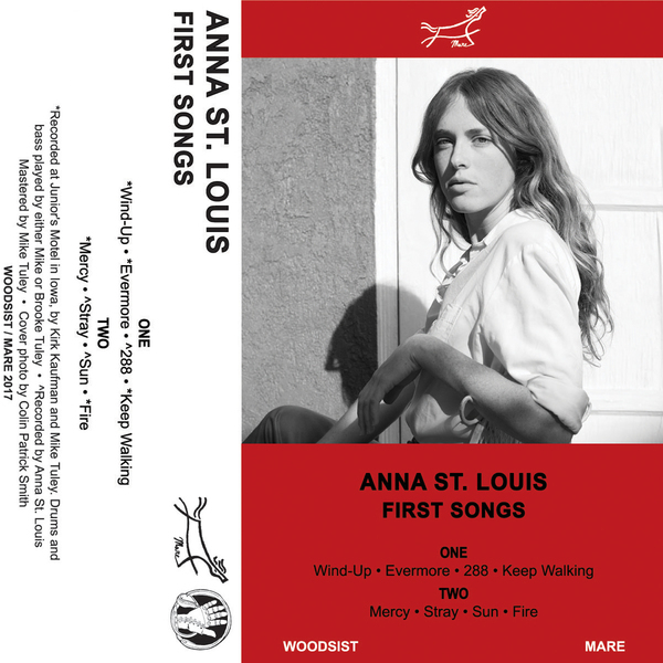 Anna St  Louis - First Songs - Boomkat