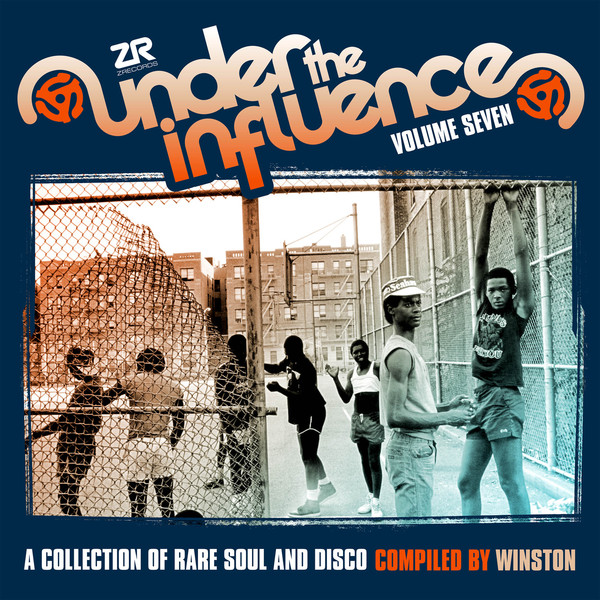 Winston - Under the Influence Vol 7 compiled by Winston