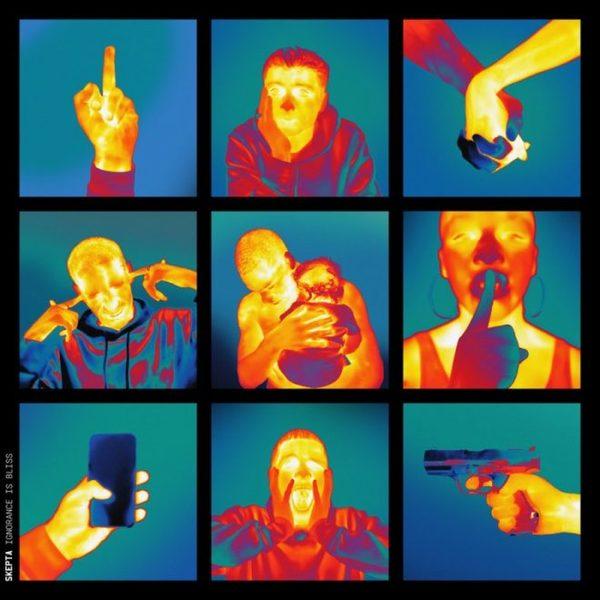 Skepta ignorance is bliss album cover