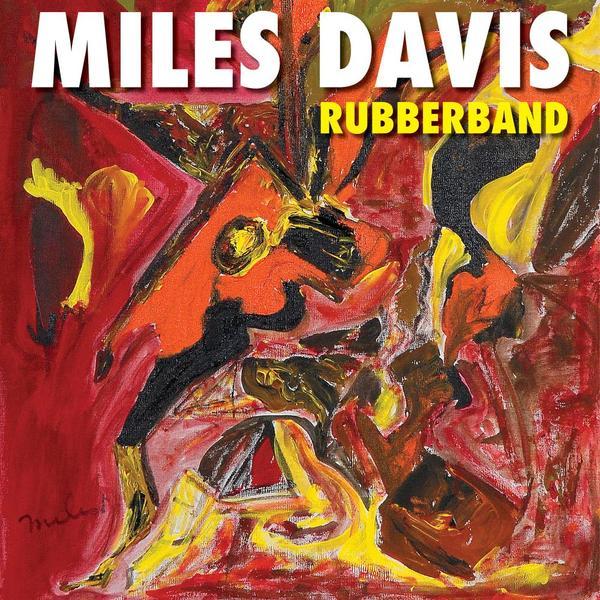 Miles davis rubberband cover art