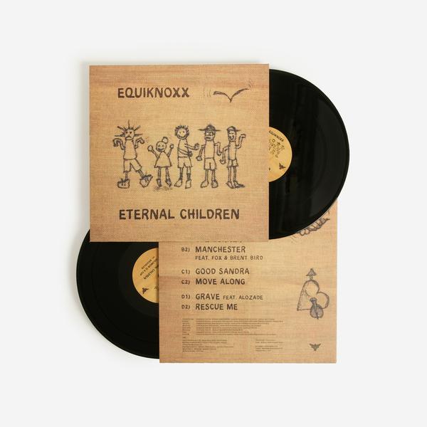 Equiknoxx - Eternal Children - Boomkat