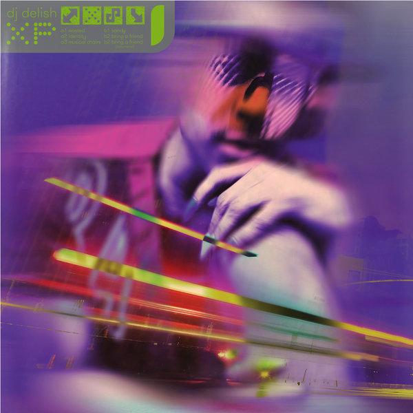 Conception innovante 68ef8 187f4 DJ Delish - XP