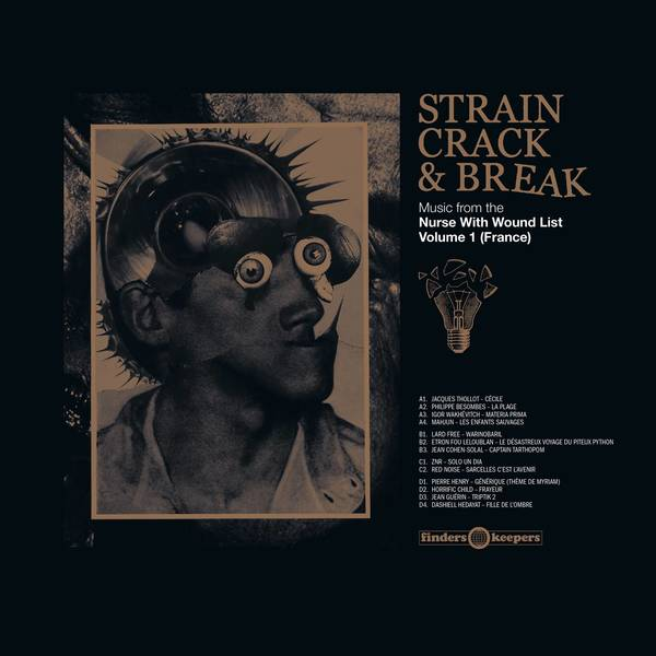 Various Artists - Strain Crack &