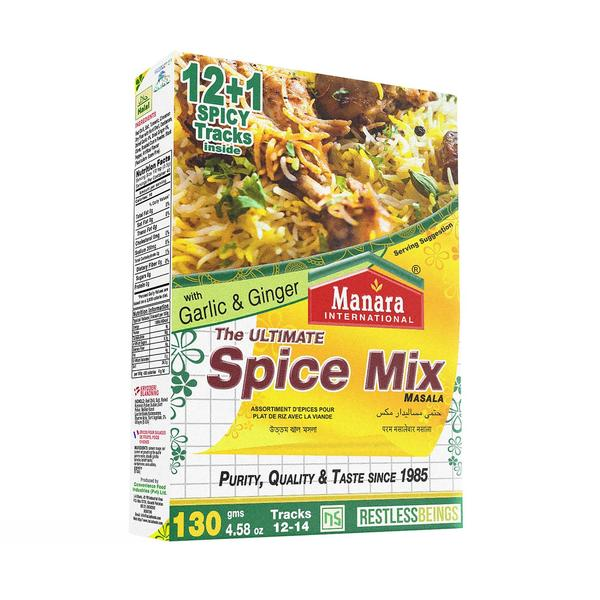 Various Artists - Manara International Presents: The Ultimate Spice Mix