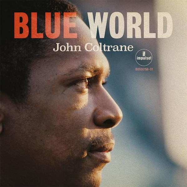 John coltrane blue world album cover 820